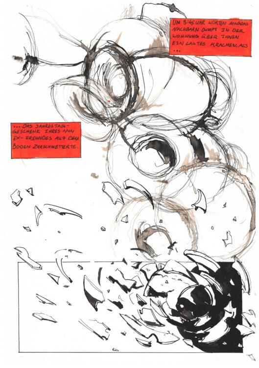 Comic von Annamaria Balov