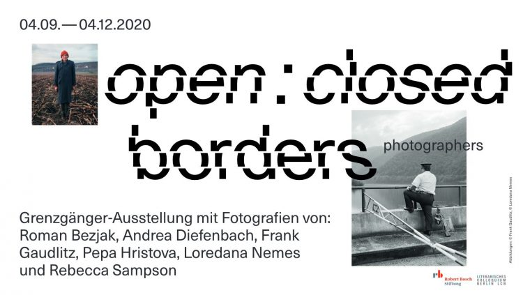 //open : closed borders// photographers