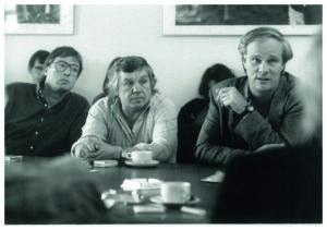 Traumpfade der Literatur: Hans Christoph Buch